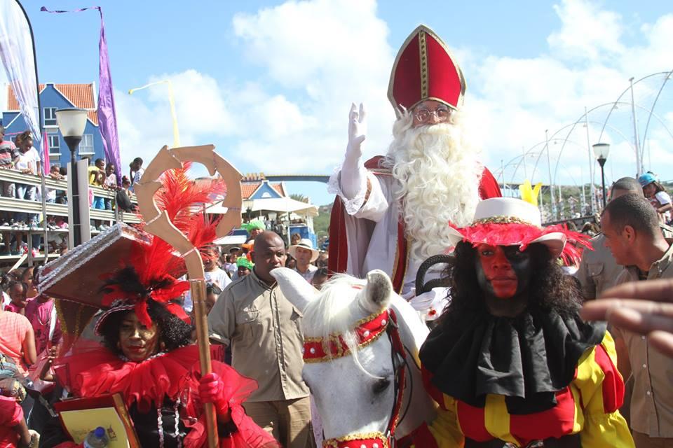 Sint en pieten Curacao