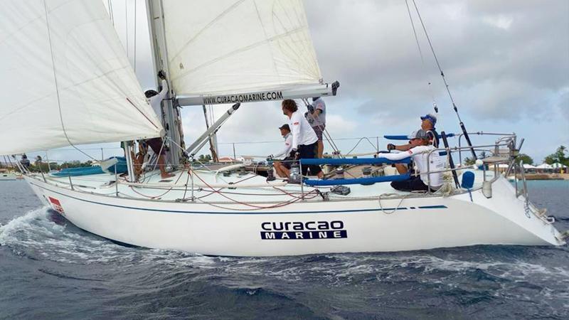 bonaire regatta cms racing